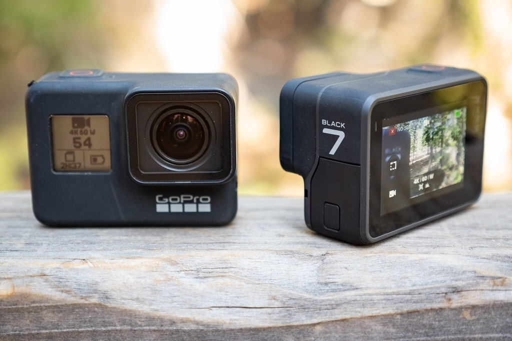 The GoPro Hero7 Black