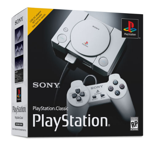 The PlayStation Classic Edition
