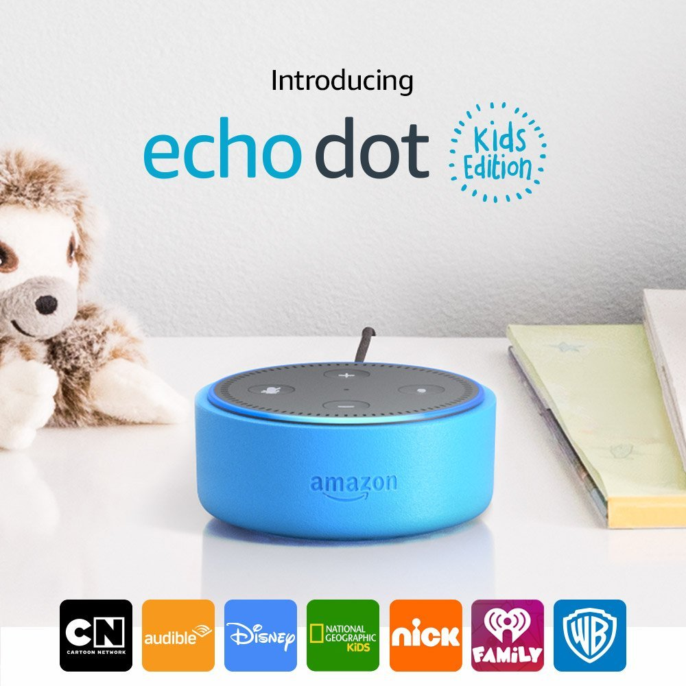echo kids dot