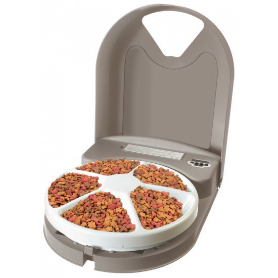 automatic pet food feeder