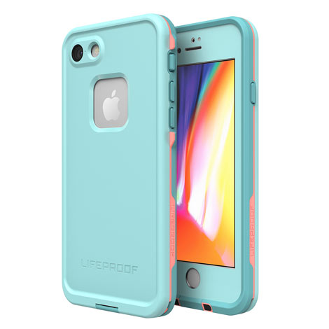 The LifeProof FRE Case, shown in the color Wipeout.