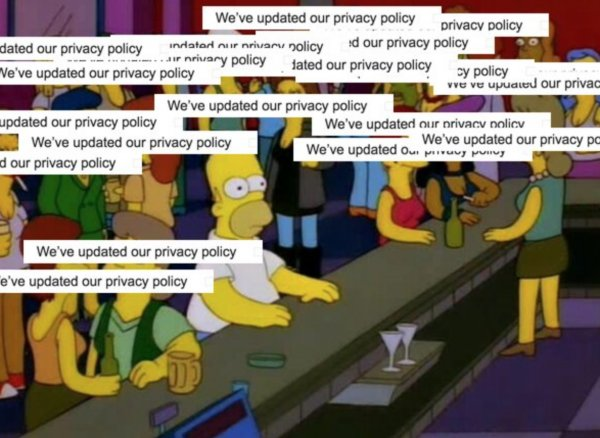 Privacy Policy Meme